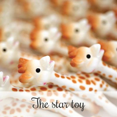 Star toy